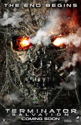 Terminator Salvation - The End Begins - Motion Poster