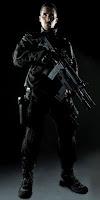 John Connor (Christian Bale) - Terminator 4