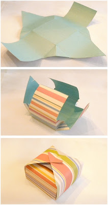 the shishi girl shishigirl papercraft paper box download cute origami box