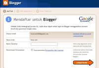 cara membuat blog terbaru