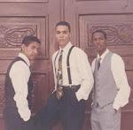 Los chicos del Trio Talentos Antes y Despues