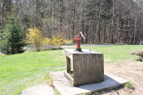 Reflections of katlupe: Pitcher Water Pumps