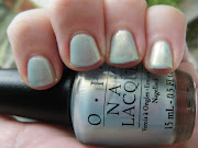 OPI Baby BlueOvercast weather (opi baby blue)