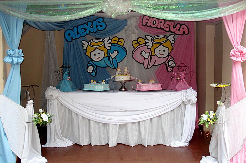 decoraciones para bautizo ideas para decorar un bautismo