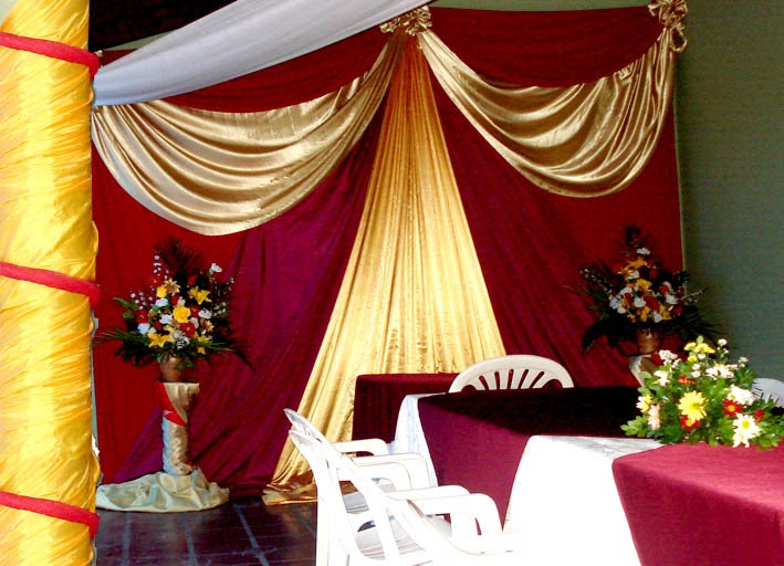 EVENTOS: Decoración - Fiesta de Graduación