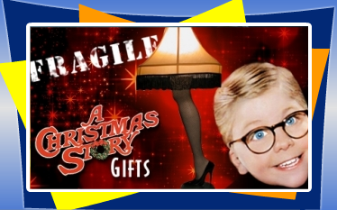 a christmas story gift guide