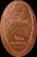 MONEDAS ELONGADAS.- (Spanish Elongated Coins) PM-003-1