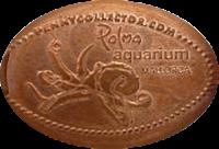MONEDAS ELONGADAS.- (Spanish Elongated Coins) PM-003-3