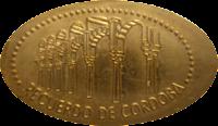 MONEDAS ELONGADAS.- (Spanish Elongated Coins) CO-001-2