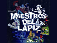 """MAESTROS DEL LAPIZ"", documental 25 minutos, digital."