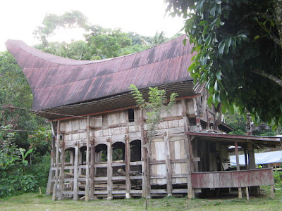 Toraja House - Levels of Toraja House