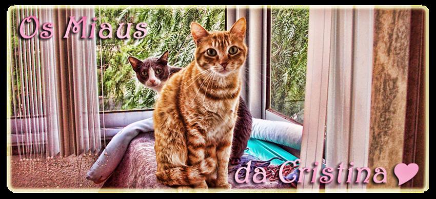 Os Miaus da Cristina