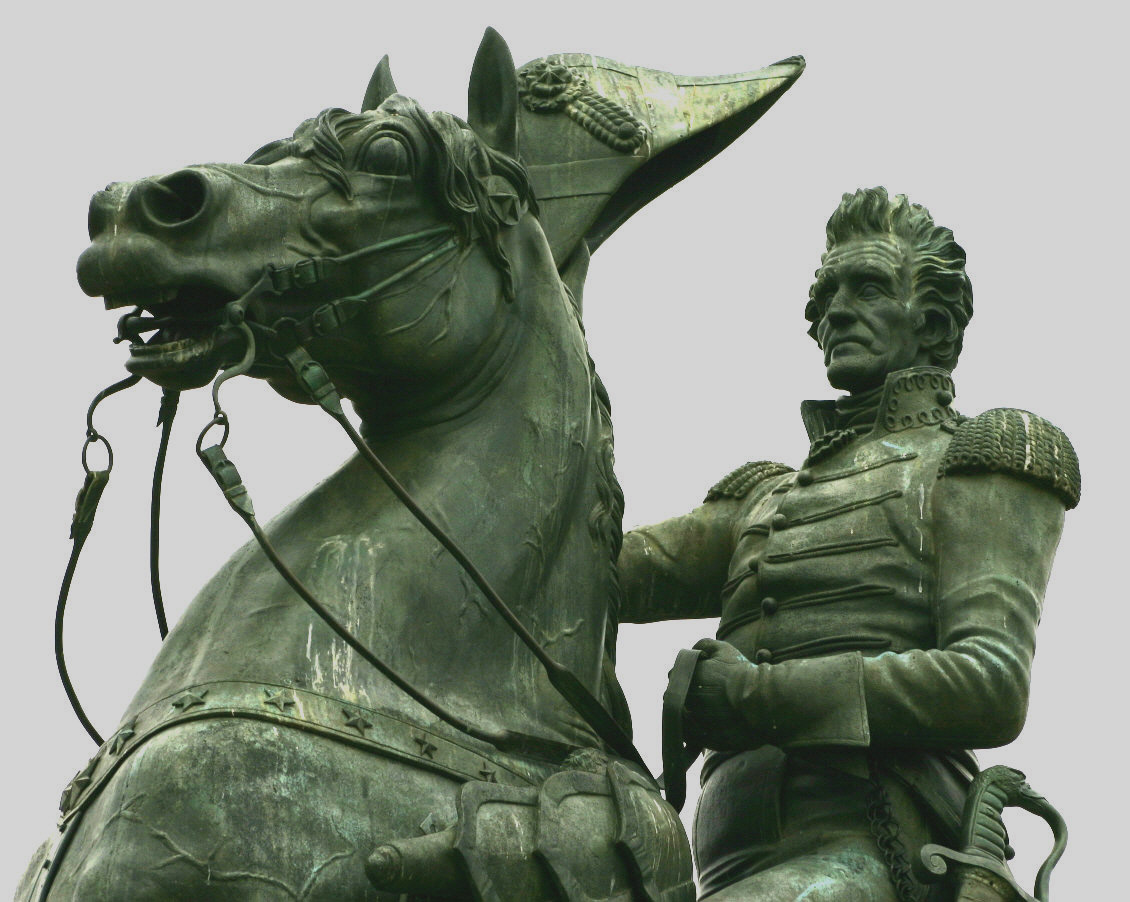 the new jacksonian blog jacksonian nationalism and american equestrian statue of andrew jackson in lafayette square washington dc