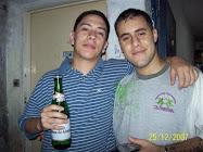 Esteban  y Rachy