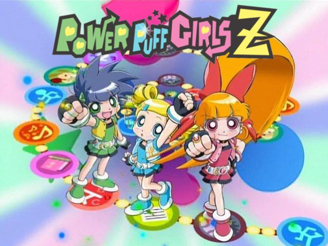 Las chicas super poderosas z