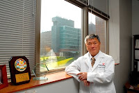 Winston Whei-Yang Kao, PhD, professor of ophthalmology at the University of Cincinnati.