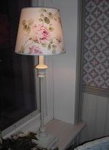 söta lampskärmen