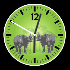 rhinos free flash clocks preview