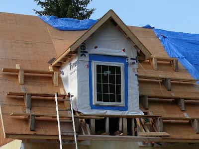 Cellebrux dormer window construction for Dormer window construction drawings