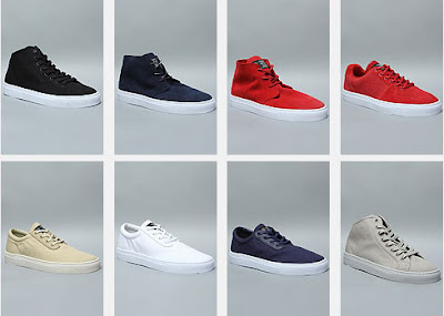 Karmaloop Coupon Codes and PLNDR Coupon Codes: Crooks and Castles Summer Footwear Collection