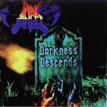 Darkness Descends--Dark Angel