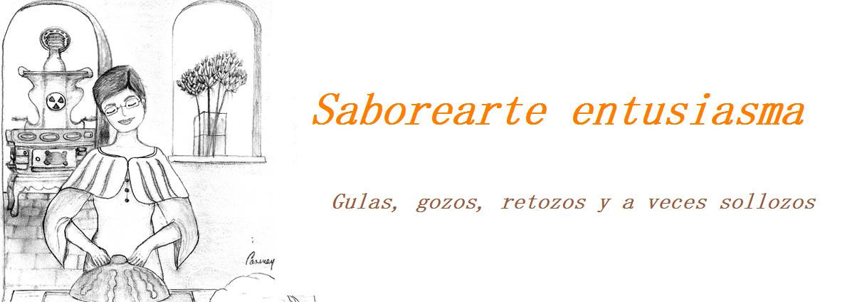 Saborearte entusiasma