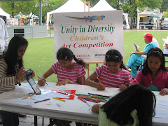 """UNITY IN DIVERSITY"" Childrens' Art Competition"