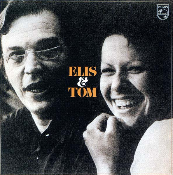 tom jobim &amp; elis regina - elis &amp; tom (sleeve art)