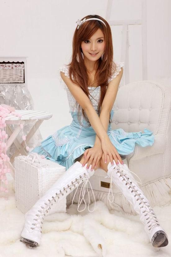 Asian Girls Sexy: Ye Xiqi-Chinese singer ...