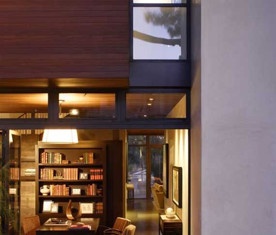 Modern Tree House In Manhattan Beach By Kaa Design Group