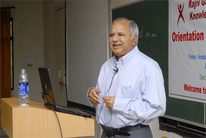 RGUKT Chancellor Dr.Raj Reddy