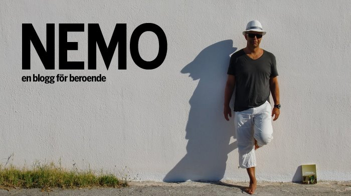 Nemo - en blogg för beroende