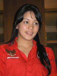 Alexandra Asmasoebrata, The Indonesia Woman Racer
