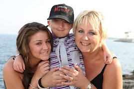 Harry with Corrie stars Brook & Sue