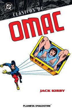 OMAC de Jack Kirby Omac+VII