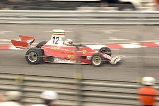 1975 гонка формула один Ferrari 312