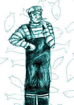 marin pêcheur