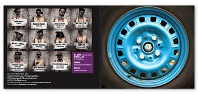 Intérieur pochette CD West Costars