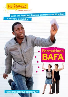 Couverture plaquette BAFA