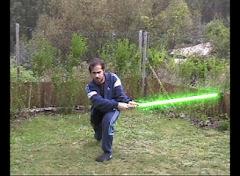 Mi espada laser
