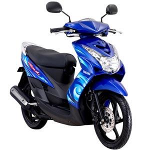 Daftar harga motor bekas (Yamaha)