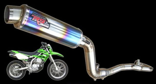 Knalpot New  Mugello Kawasaki KLX  150