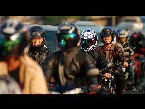 Separuh Motor di Indonesia adalah Skuter Matik