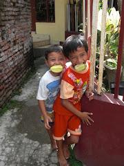 Smiles from Yogyakarta