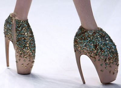 Alexander McQueen 2010 Shoes Collection