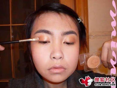 Makeup Makeover Before After Photos