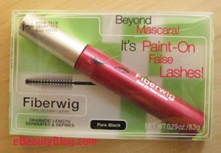 Imju Fiberwig Mascara Review
