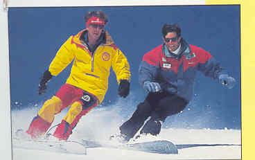 Snowboard 90s