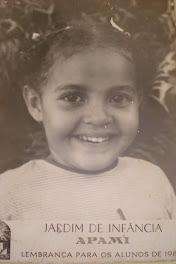 """""""A infância é o tempo de maior criatividade na vida do ser humano""""."""
