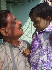 दादाजी के साथ मींटिग....